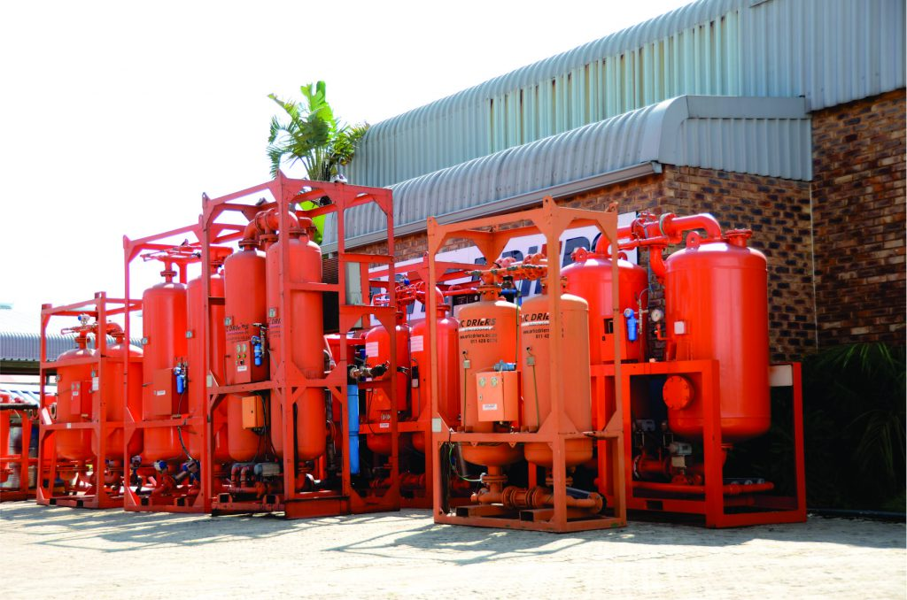 Rental Compressed Air Dryers