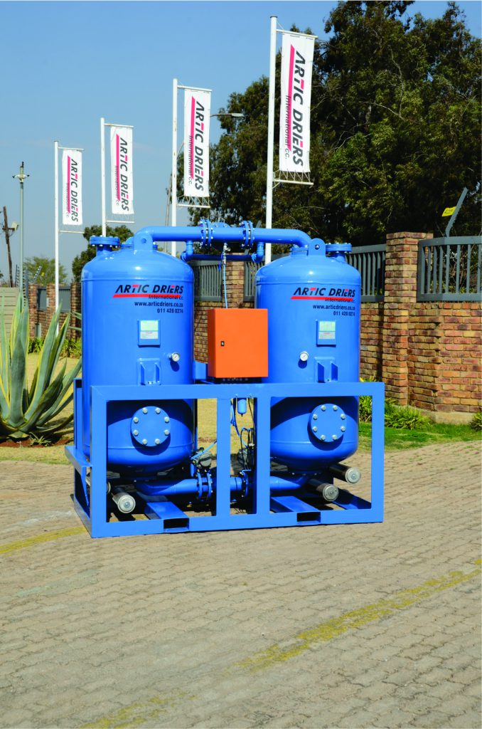 Refurbished Compressed Air Dryer