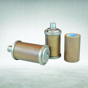 Compressed Air Mufflers Main