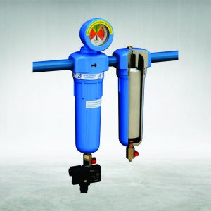 E Series Compressed Air Filter Main