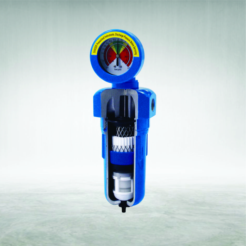 Filtration in Pneumatic Systems