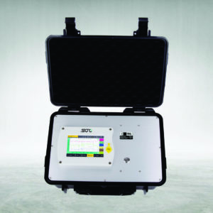 Portable Air Audit Data Loggers