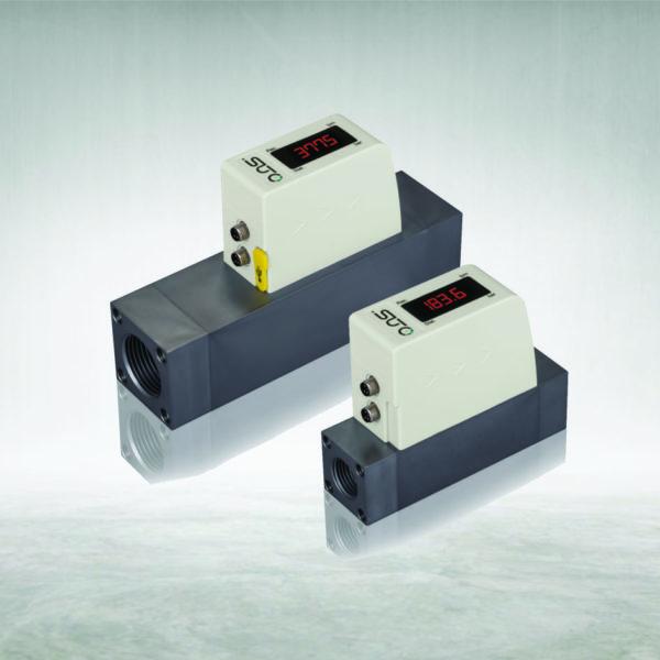 Thermal Mass Flow Sensor